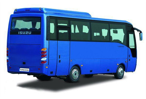 автобус isuzu 4.6 diesel
